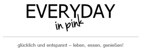 everyday in Pink